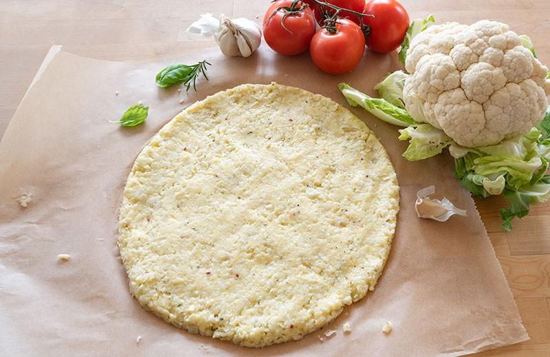 Recette pâte à pizza sans farine