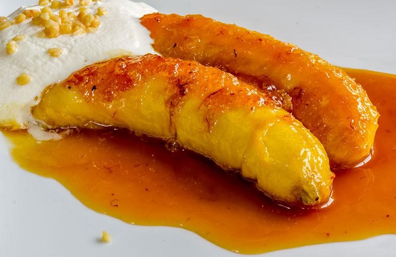 Recette bananes flambées