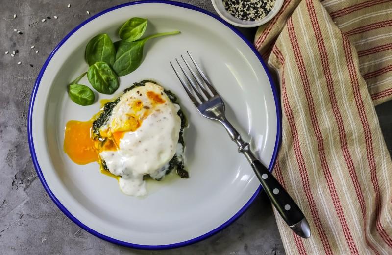 Recette œufs à la florentine