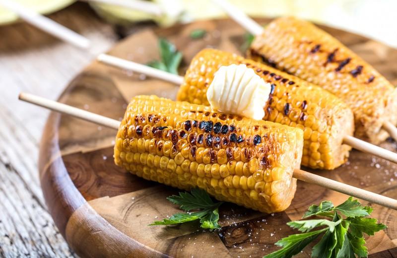 Recette épis de maïs grillés