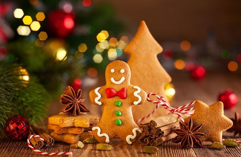 Recette biscuits gingerbread