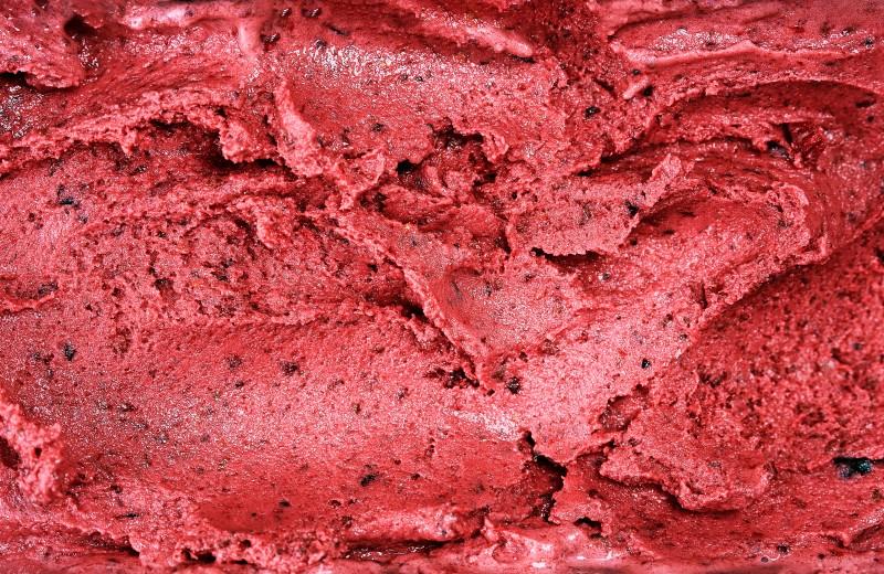Recette sorbet à la fraise