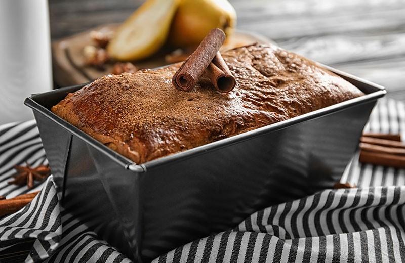 Recette gâteau à la cannelle