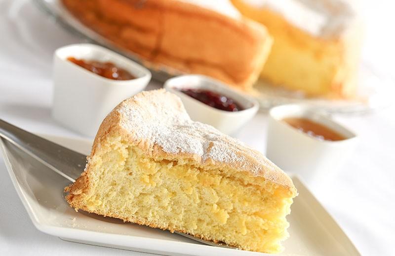 Recette gâteau de Savoie au sirop d'érable