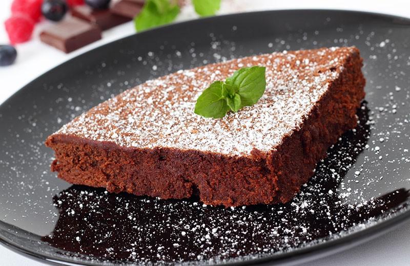 Recette gâteau fondant au chocolat et à la crème de marrons