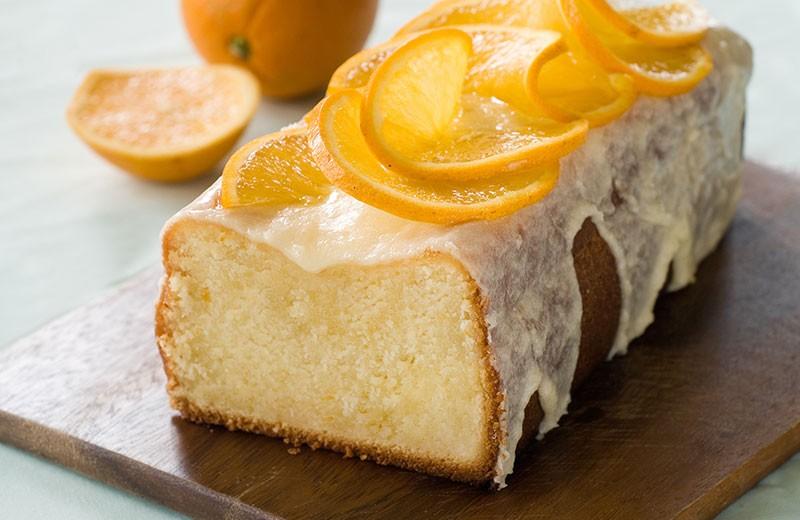 Recette gâteau frais à l'orange