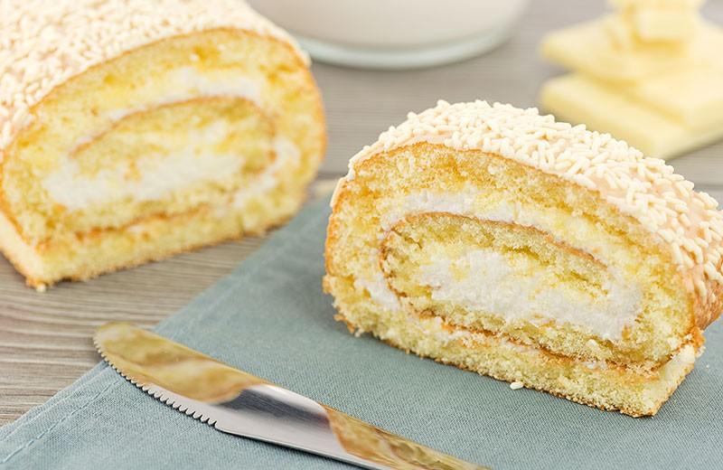 Recette gâteau roulé antillais
