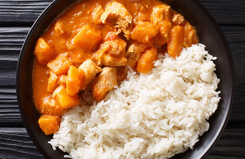 Recette mafé de poulet