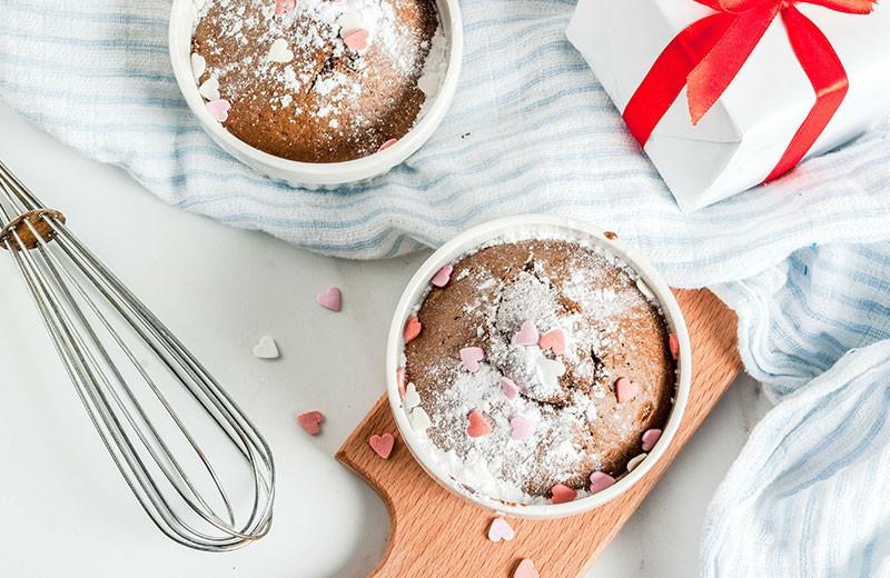 Recette mug cake au café