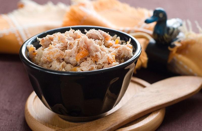 Recette rillettes de poulet rôti